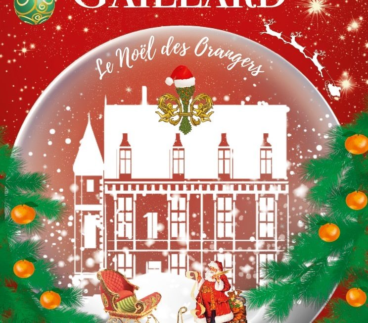 Noël au Domaine Royal de Château Gaillard à AMBOISE © Château Gaillard