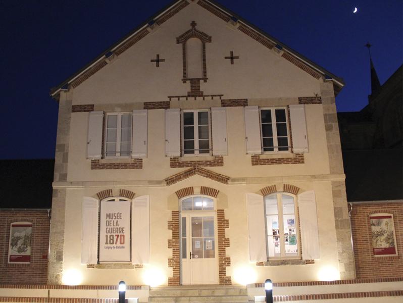 La nuit des musées à LOIGNY-LA-BATAILLE © loigny