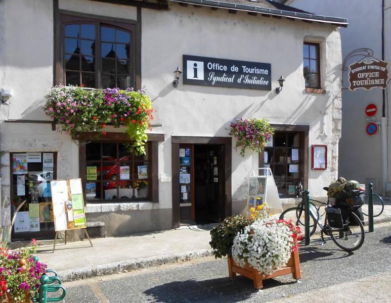 Office de Tourisme des Terres du Val de Loire – Bureau de Beaugency à BEAUGENCY © OT Beaugency