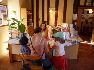 Office de tourisme Terres de Loire et Canaux – Bureau d'accueil de Beaulieu-sur-Loire à BEAULIEU-SUR-LOIRE - 4  © OT Terres de Loire et canaux
