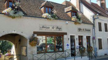 Bonny sur Loire – BIT – façade