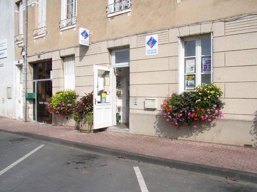 Office de Tourisme Gâtinais Sud – Bureau de Châtillon Coligny à CHÂTILLON-COLIGNY © OT Châtillon-Coligny