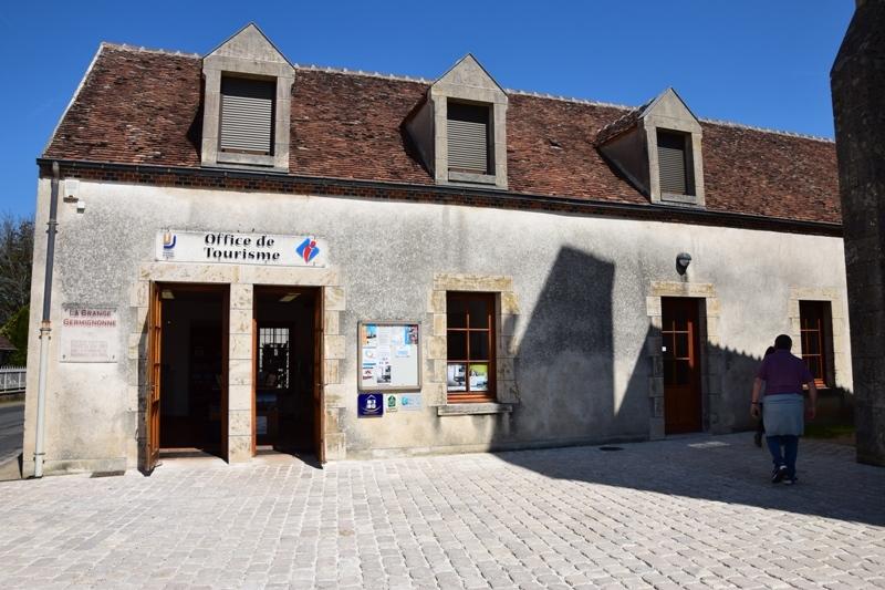 Office de Tourisme du Val de Sully – Bureau de Germigny-des-Prés à GERMIGNY-DES-PRES © Amélie P.