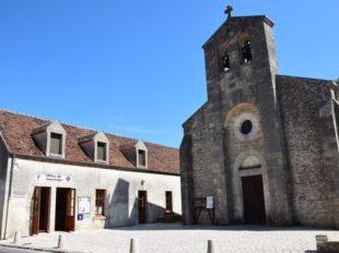 Office de Tourisme du Val de Sully – Bureau de Germigny-des-Prés à GERMIGNY-DES-PRES - 2  © Amélie P.
