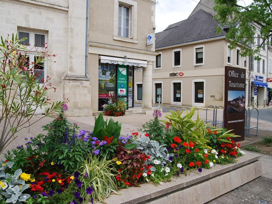 Destination Brenne – Bureau d'information touristique du Blanc à LE BLANC ©  OT Le Blanc