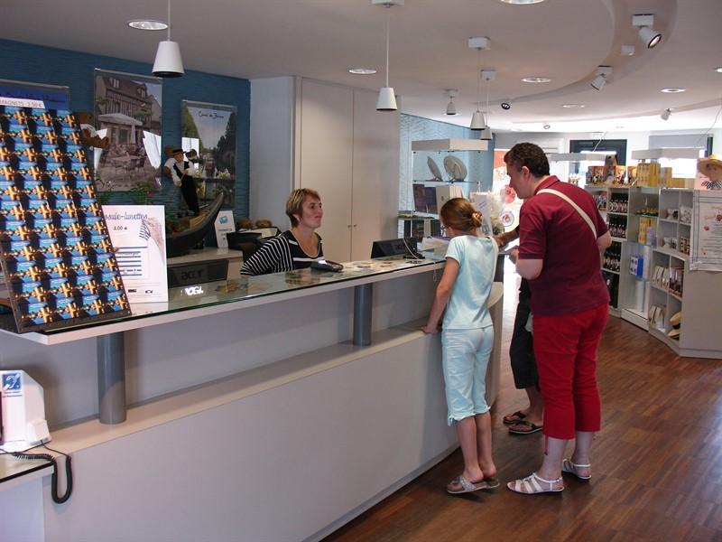Office de Tourisme de Montargis et son Agglomération à MONTARGIS © OT Montargis