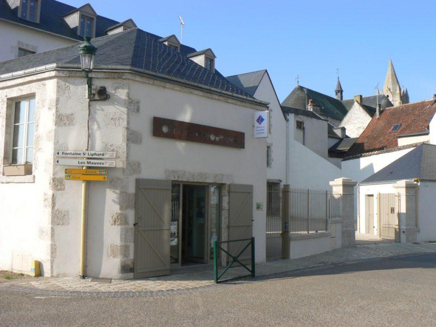 Office de Tourisme des Terres du Val de Loire – Bureau de Meung-sur-Loire à MEUNG-SUR-LOIRE © ot