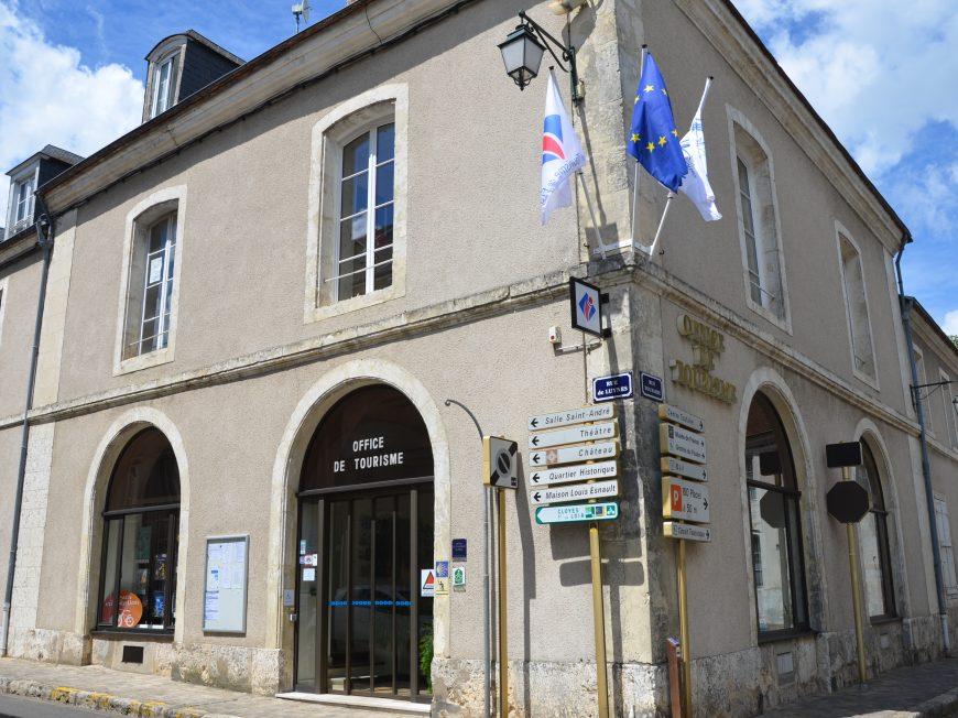 Office de tourisme de Châteaudun à CHATEAUDUN © Office de Tourisme de Châteaudun
