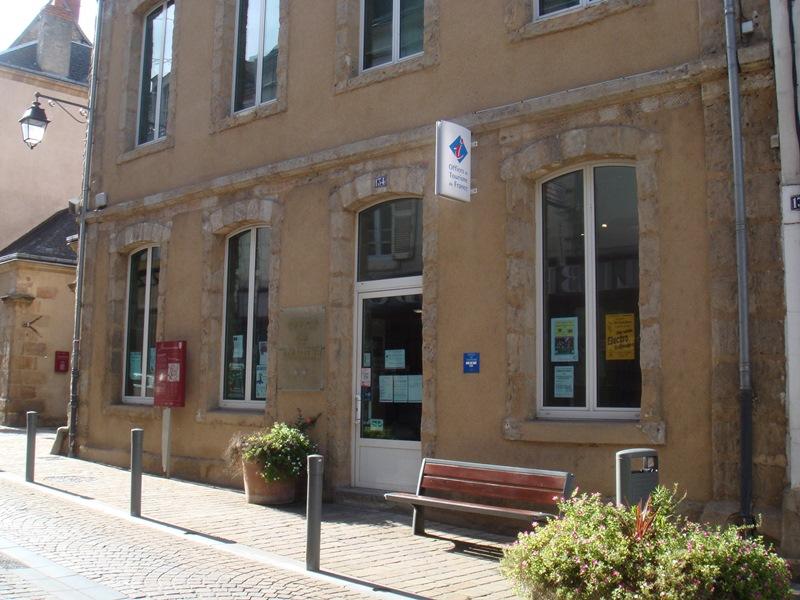 Office de Tourisme du Pays de George Sand à LA CHATRE © OTSI LA CHATRE