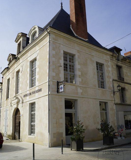 Office de Tourisme Azay-Chinon Val de Loire Tourisme, Bureau d'accueil de Richelieu à RICHELIEU ©  Office de Tourisme du Pays de Richelieu