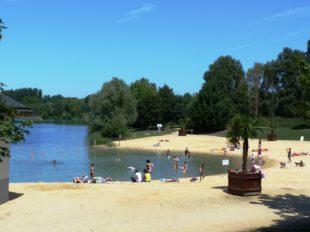 Promenade autour du lac à CHALETTE-SUR-LOING - 8  © ADRT du Loiret