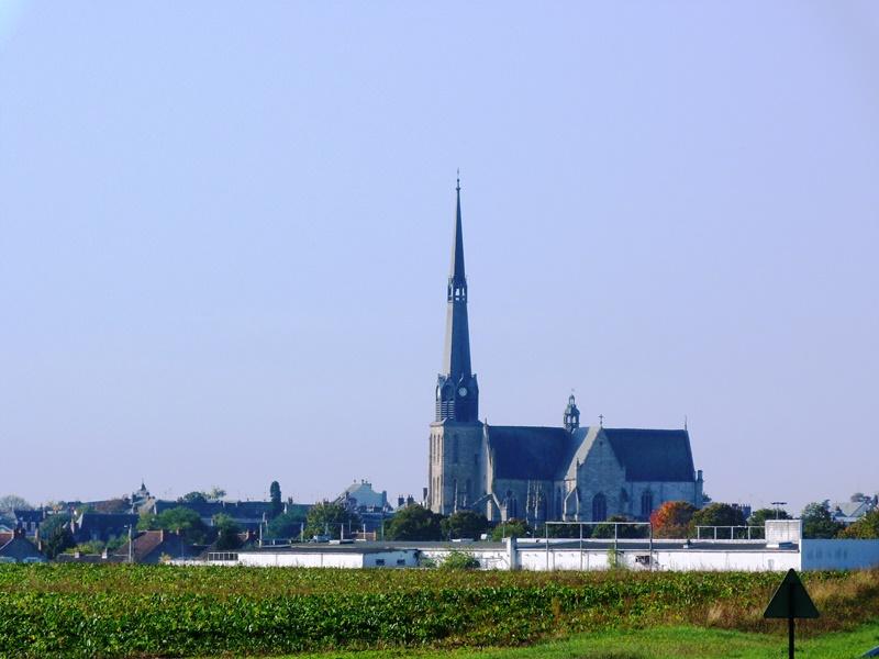Eglise Saint-Salomon Saint-Grégoire à PITHIVIERS © Pithiviers