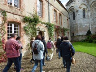 Galerie d'exposition au Château de Gargilesse à GARGILESSE-DAMPIERRE - 2  © ADTI