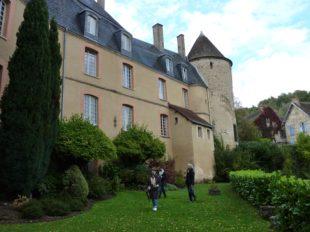 Galerie d'exposition au Château de Gargilesse à GARGILESSE-DAMPIERRE - 7  © ADTI