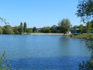 Promenade autour du lac à CHALETTE-SUR-LOING - 7  © ADRT du Loiret
