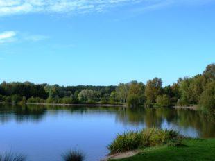 Promenade autour du lac à CHALETTE-SUR-LOING - 4  © ADRT du Loiret