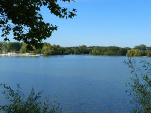 Promenade autour du lac à CHALETTE-SUR-LOING - 3  © ADRT du Loiret