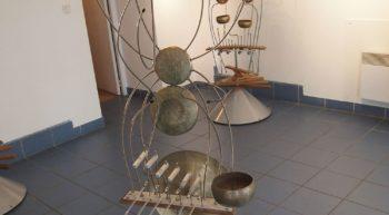 Carroi des arts -sculpture
