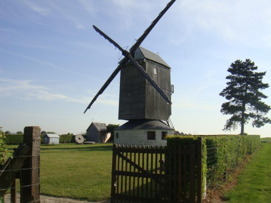 Moulin de la Garenne à YMONVILLE © Moulin de la Garenne