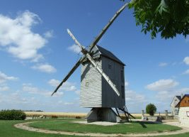 Grand moulin de Ouarville