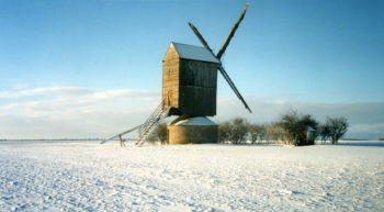 Moulin à vent «Fernand Barbier»