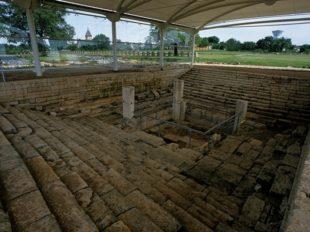 Musée et site archéologiques d'Argentomagus, jardin romain à SAINT-MARCEL - 6  ©  Hellio et Van Ingen
