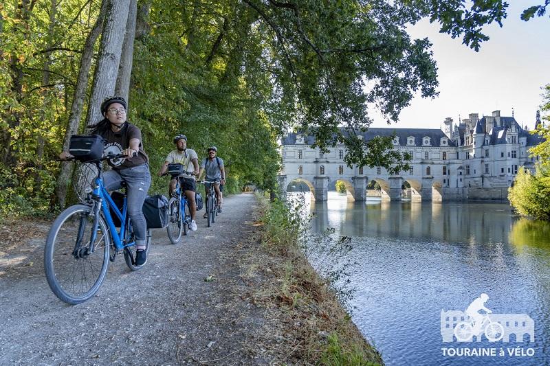 Canoë Company – «Touraine à Vélo» à CIVRAY-DE-TOURAINE © JF SOUCHARD