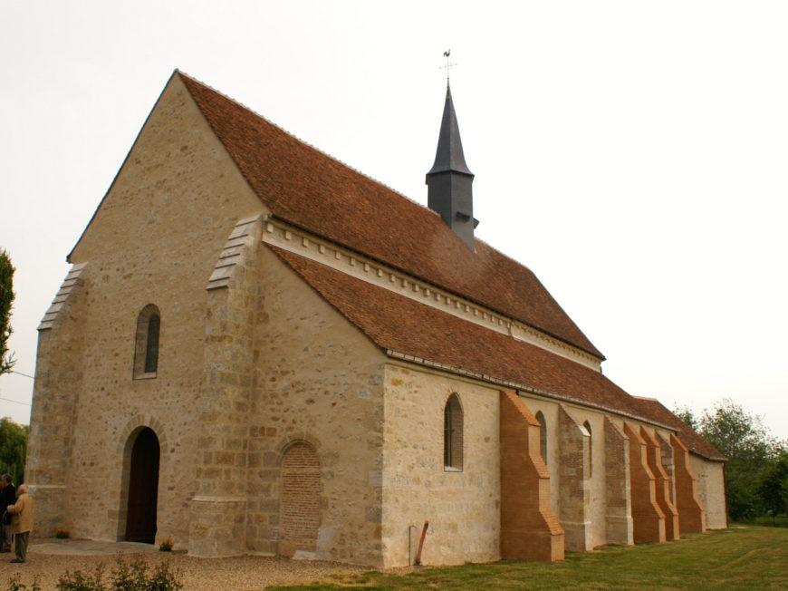 Eglise Notre-Dame à MONTLIARD ©  CSP
