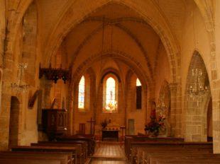 Eglise Notre-Dame à MONTLIARD - 2  ©  CSP