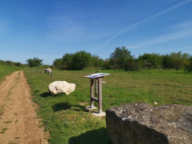 Sentier de la Michellerie à PRASVILLE © mtcb
