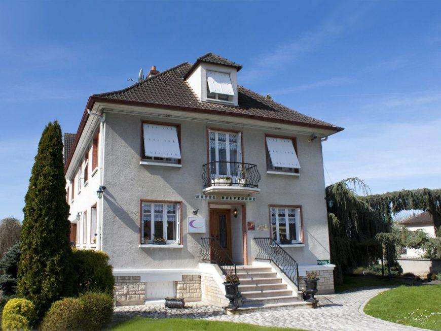 Hôtel Belvédère à AMILLY © Le Belvédère