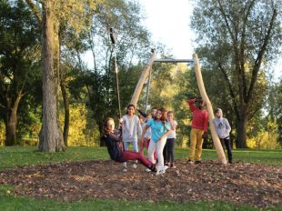 Parc de l'Isle à CEPOY - 3  © Mairie de Cepoy