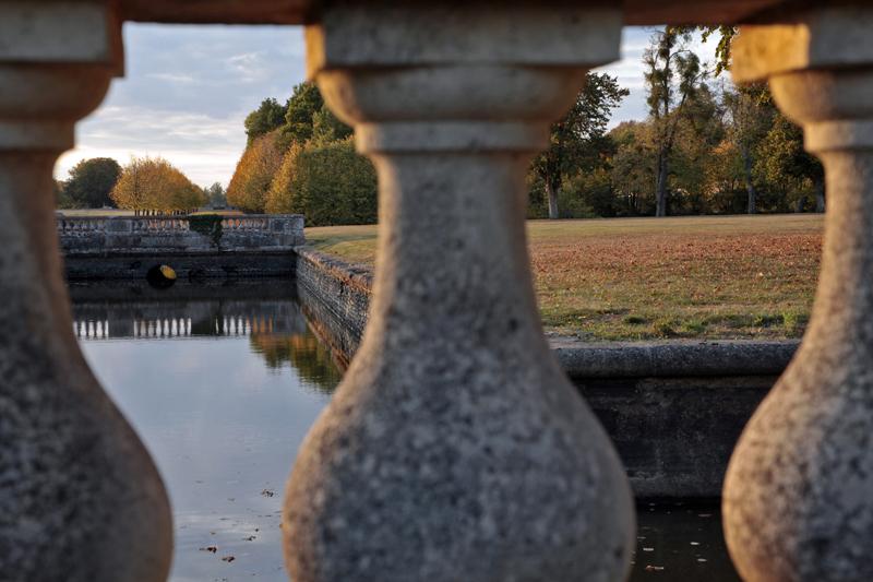 Parc du château de la Ferté-Vidame à LA FERTE-VIDAME - 2  © Patrick FORGET - www.sagaphoto.com