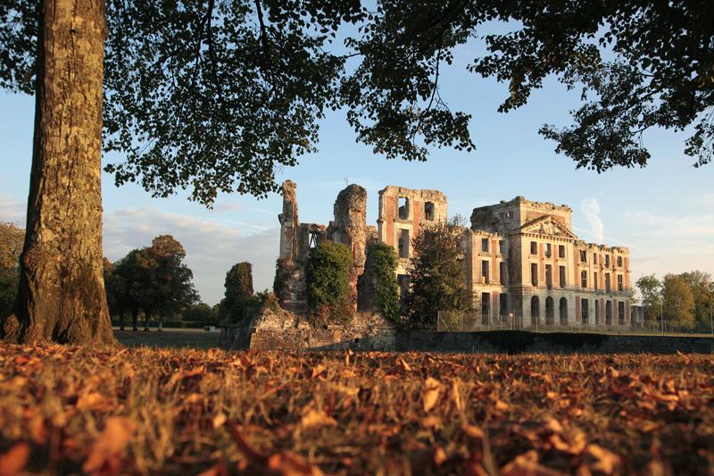 Parc du château de la Ferté-Vidame à LA FERTE-VIDAME © Patrick FORGET - www.sagaphoto.com