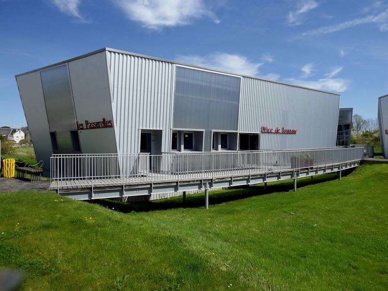Office de Tourisme Azay-Chinon Val de Loire Tourisme, Bureau d'accueil de Sainte-Maure-de-Touraine à SAINTE-MAURE-DE-TOURAINE © Couineau