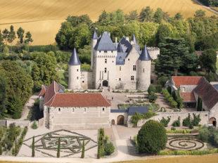Château et Jardins du Rivau à LEMERE - 16  © Le Rivau