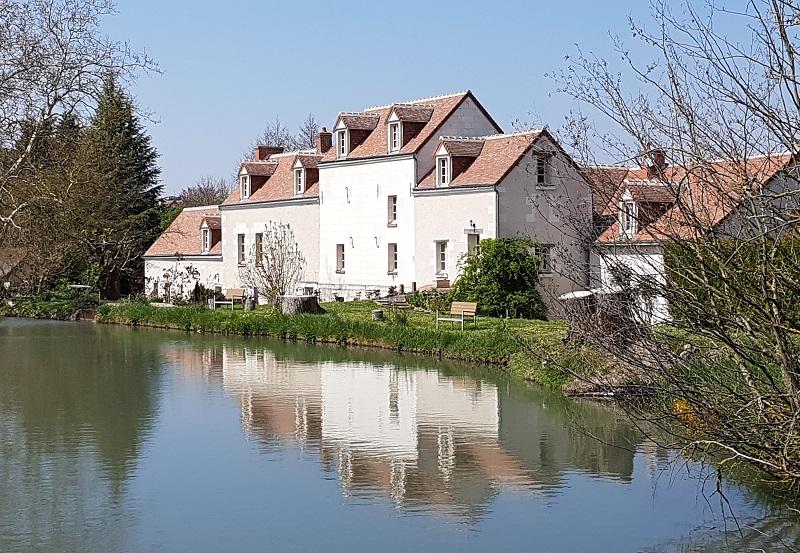 Le Moulin du Fief Gentil à BLERE © Moulin du fief gentil