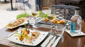 Restaurant du domaine des Thomeaux – Mosnes, près d'Amboise