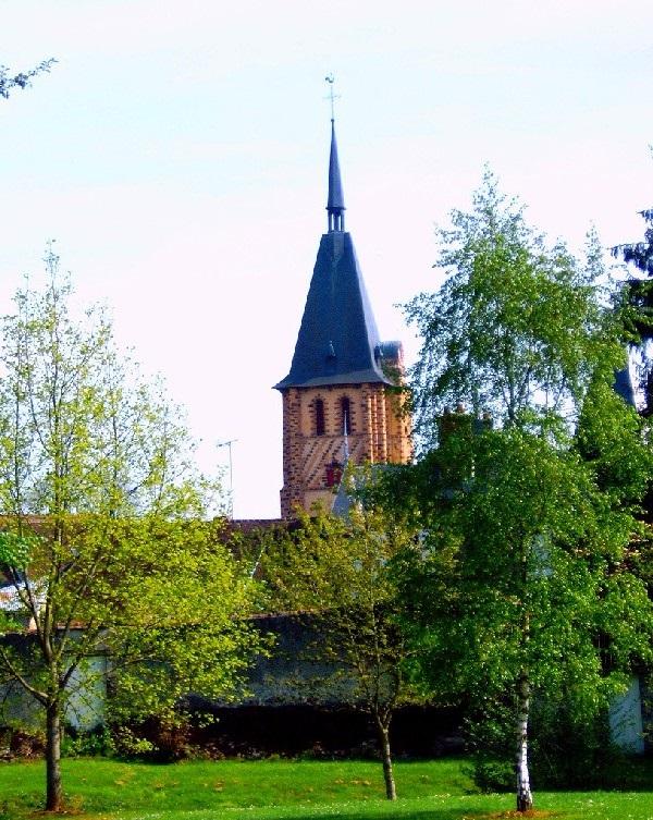 Journées Européennes du patrimoine – Visite libre de l'église à SENONCHES - 2  © Henri plessiet