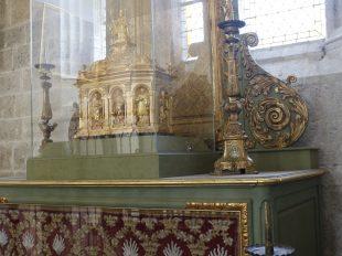 Eglise Saint-Martin et crypte Saint-Pipe à BEAUNE-LA-ROLANDE - 3  ©  Tourisme Loiret