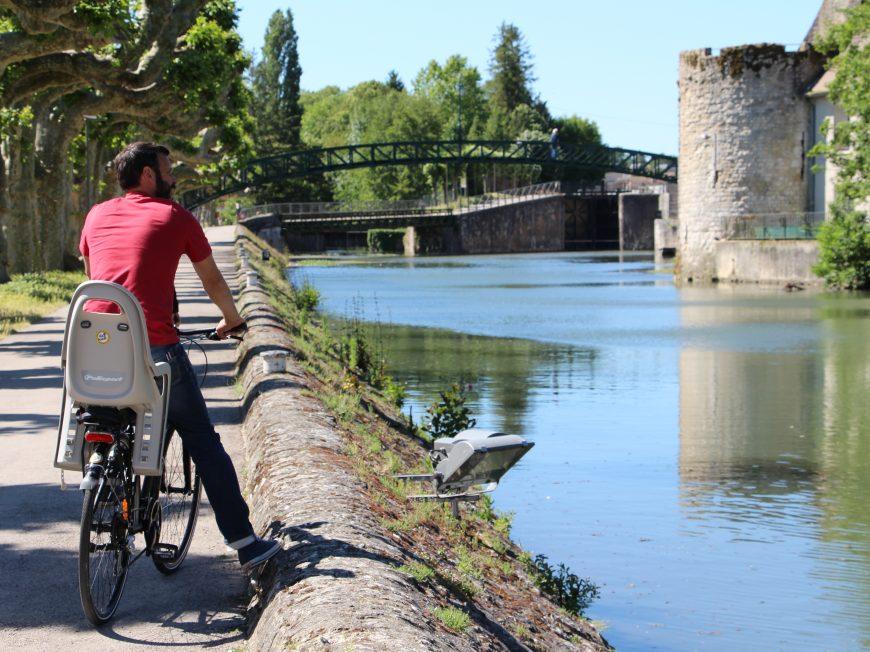 Tous à vélo à MONTARGIS © OT AME