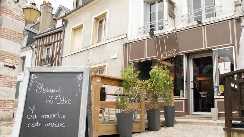 L'idée à BEAUGENCY ©  OT Terres du Val de Loire