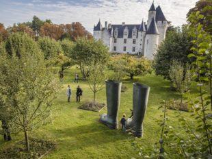 Château et Jardins du Rivau à LEMERE - 20  © D.Darrault