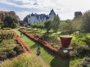 Château et Jardins du Rivau à LEMERE - 21  © D.Darrault