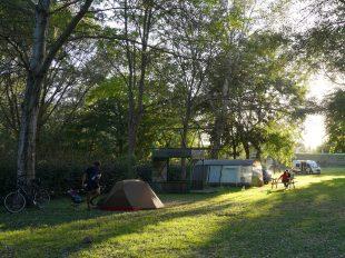 Camping River Camp à CIVRAY-DE-TOURAINE - 5  ©  River Camp Souchard