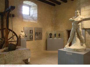 Musée Balzac – Château de Saché à SACHE - 6  © Christophe Raimbault
