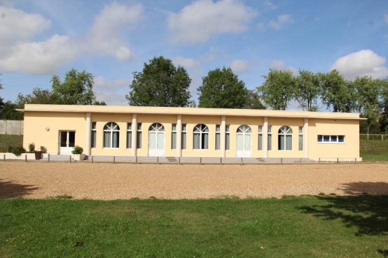 Salle de fêtes de Frazé à FRAZE © Frazé