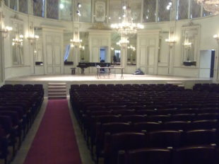 Salle de l'Institut à ORLEANS - 2  © Orleans Metropole