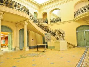 Salle des Fêtes de Montargis à MONTARGIS - 3  © OT AME