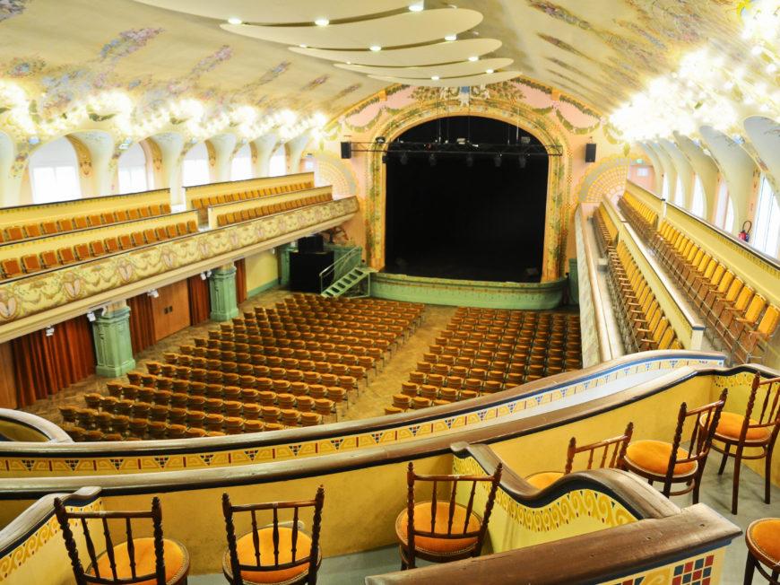 Salle des Fêtes de Montargis à MONTARGIS © AME
